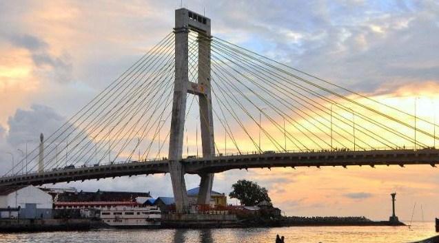 Daftar Objek Tempat Wisata Terindah Manado Provinsi Sulawesi Jembatan Soekarno