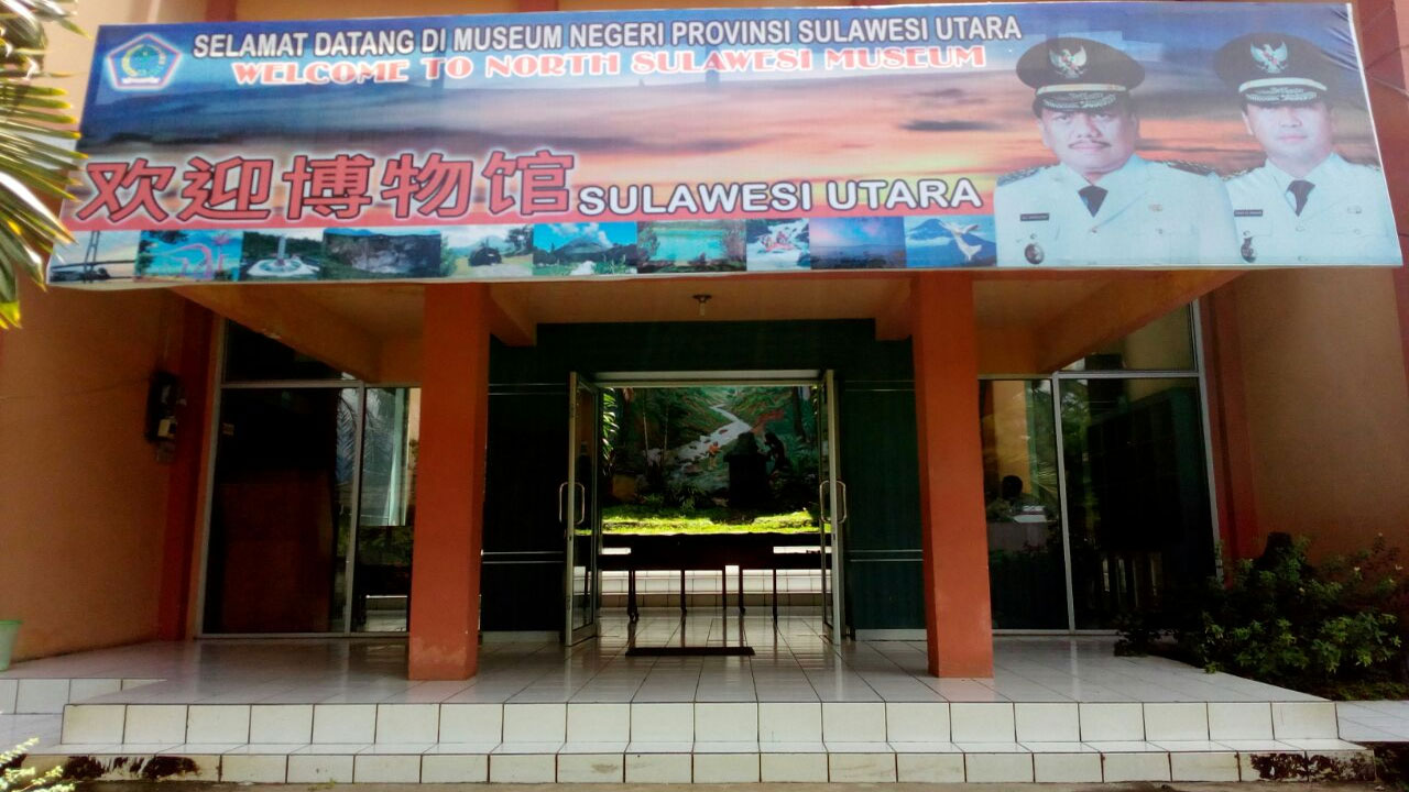 Mengenal Sejarah Sulut Lewat Museum Negeri Manado Celebesnews Id Provinsi