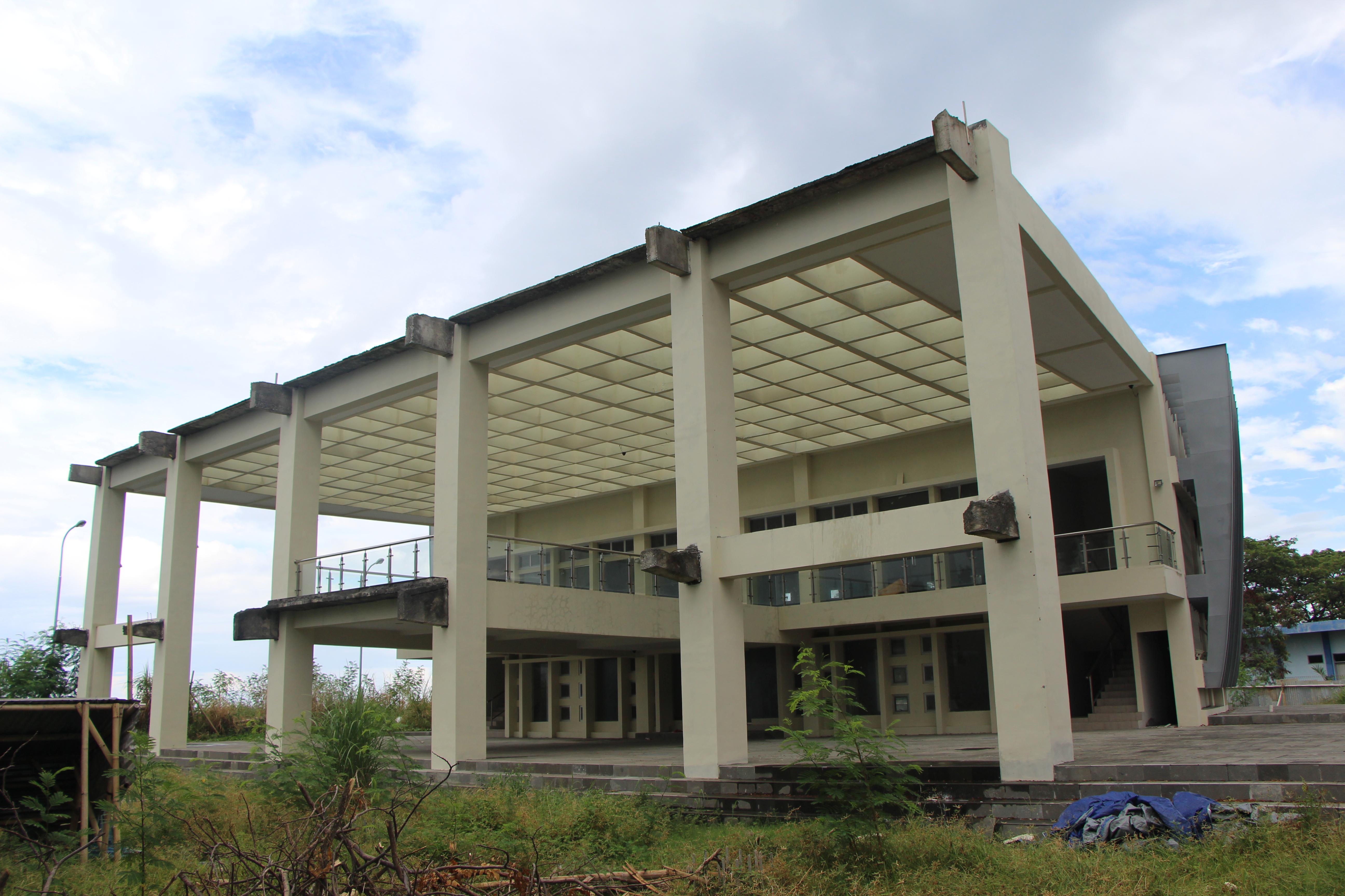 Museum Coelacanth Manado Siap Dituntaskan Direktorat Pelestarian Img 9240 Dibangun