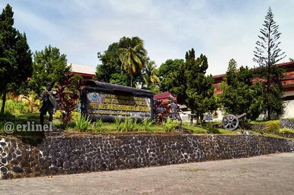 Museum Negeri Sulawesi Utara Menuju Berseberangan Smp 1 Manado Kita