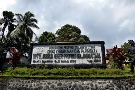 Museum Provinsi Sulawesi Utara Pusat Informasi Paket Wisata Manado Negeri