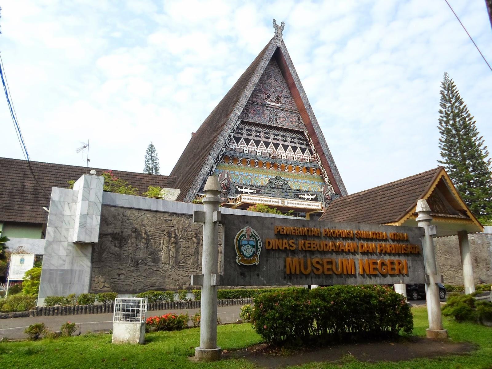 Nikmatnya Liburan Lengkap Museum Negeri Sulawesi Utara Kota Manado
