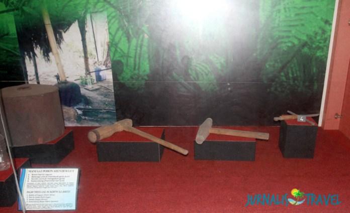 Saguer Cap Tikus Museum Manado Jurnalis Travel Alat Pengolah Nira