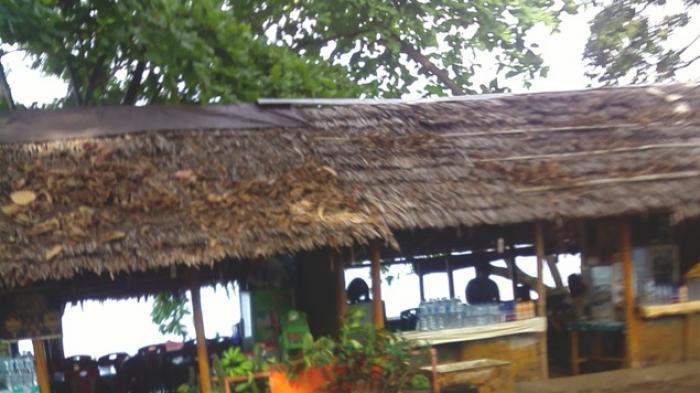 Libur Natal Pantai Malalayang Manado Sepi Pedagang Mengeluh Rugi Kota