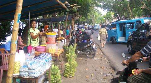 Manado Kota Tinutuan Budaya Sulut Pantai Malalayang Tak Perlu Bingung