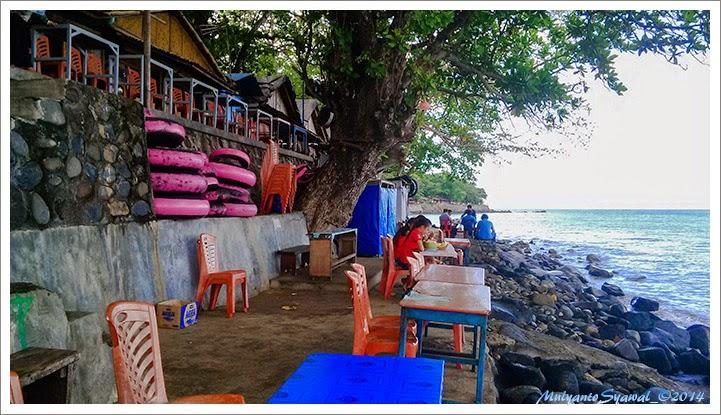 Pambapontar Pantai Malalayang Manado Berkenalan Langsung Salah Satu Sisi Kota