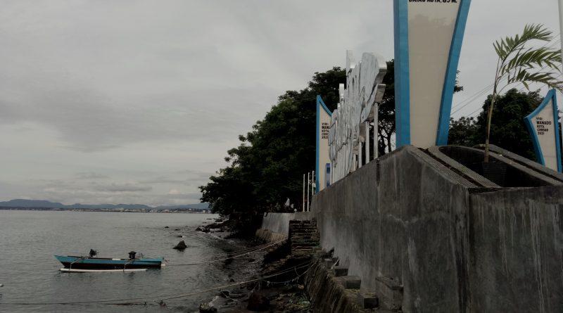 Pantai Malalayang Manado Wisata Arah Selatan Kota