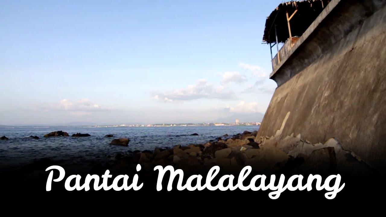 Pantai Malalayang Youtube Kota Manado