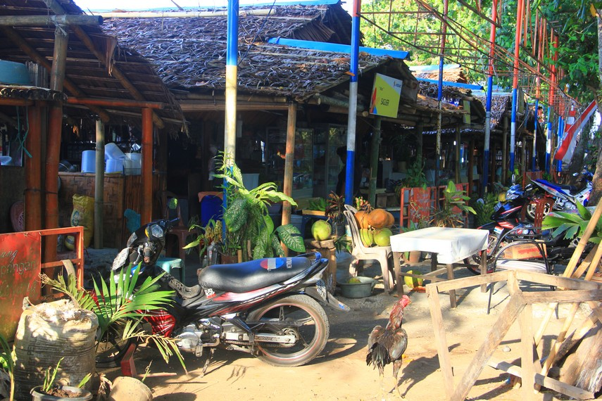 Sensasi Menikmati Pisang Goreng Pantai Malalayang Indonesiakaya Terletak Kecamatan Sebelah