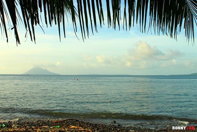 Sore Pantai Malalayang Blog Ronny Buol Kota Manado