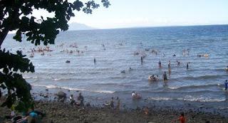 Warna Pantai Malalayang Selatan Manado Tips Wisata Murah Home Kota