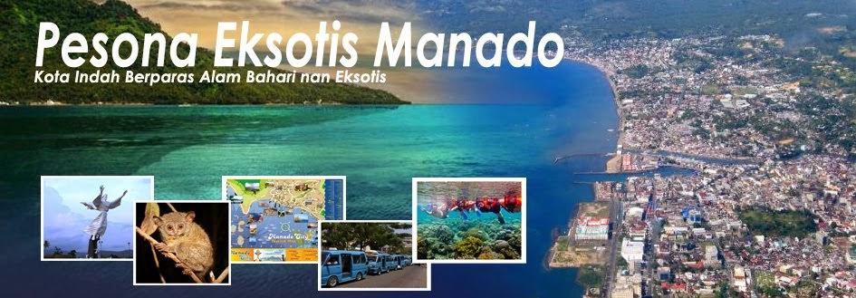 Wisata Manado Tour Pesona Bunaken Pantai Malalayang Kota