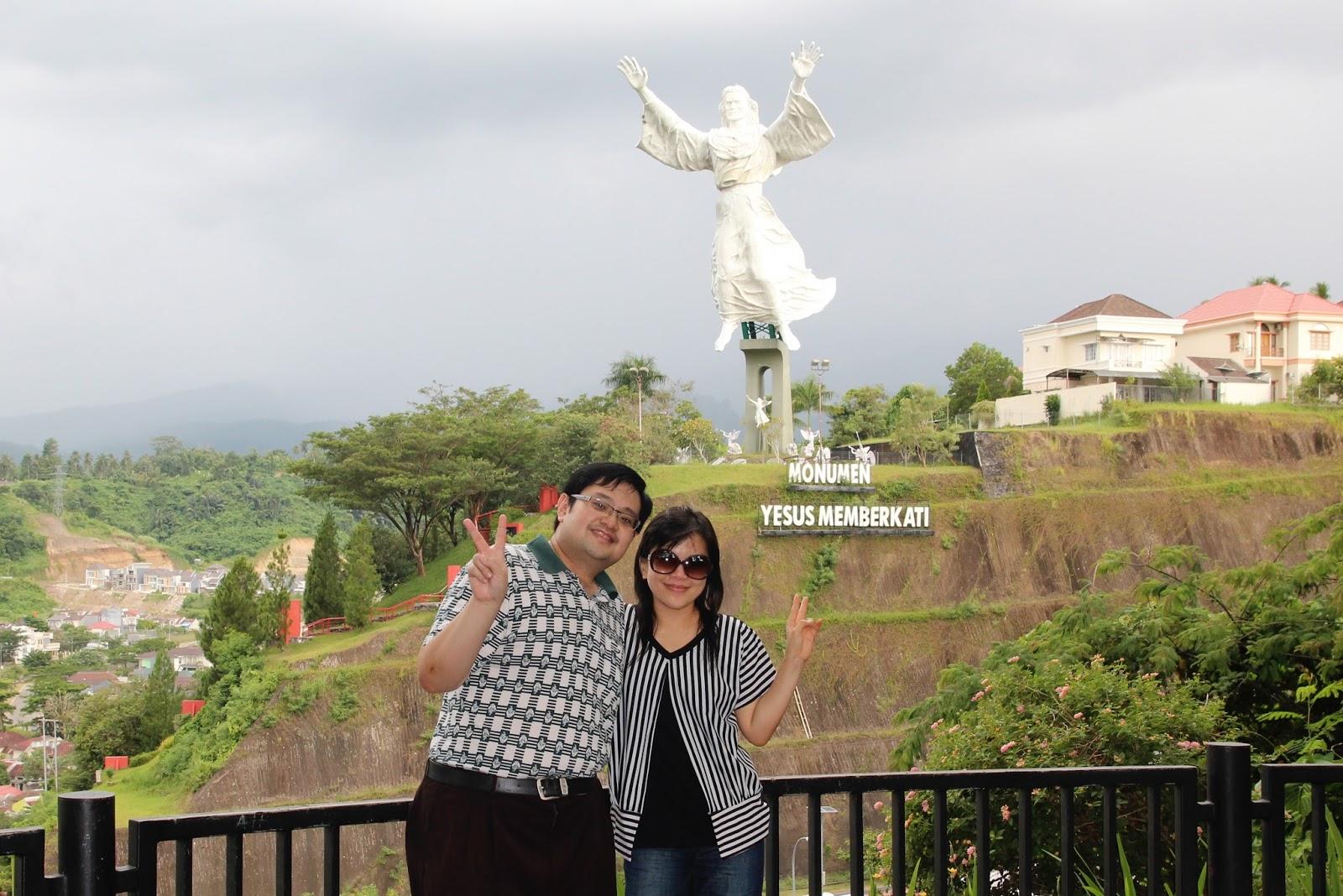 Julie Bercerita Manado Punya Cerita Desa Woloan Melanjutkan Perjalanan Ikon
