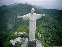Kasih Kekal Patung Yesus Menakjubkan Dunia Gagasan Membangun Sebuah Besar