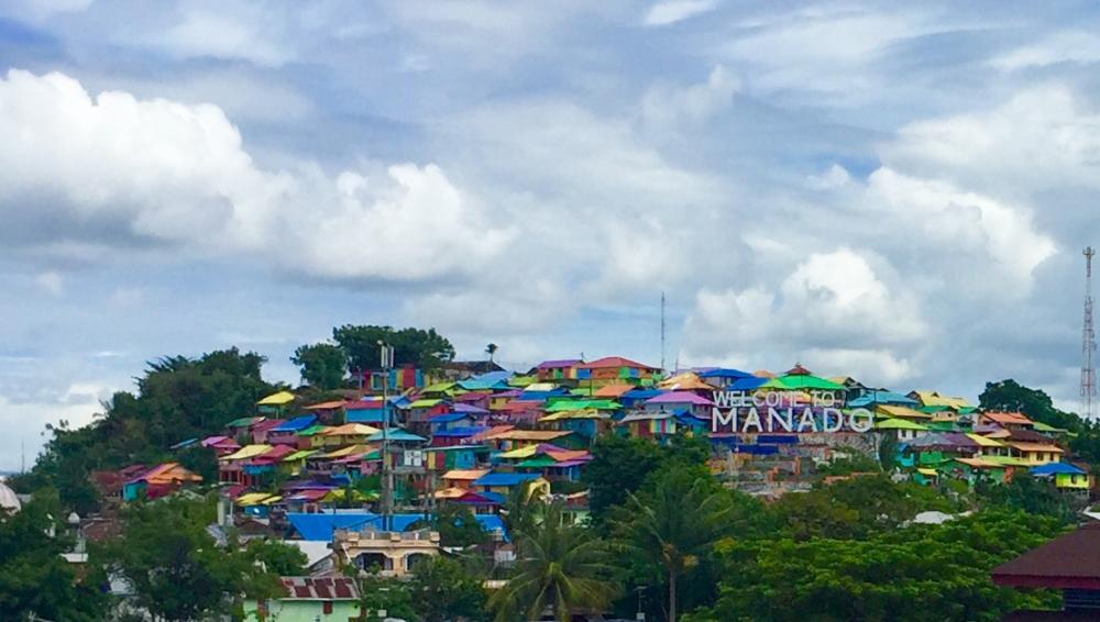 Mari Jo Ka Manado Liburing Kunjungan Kebeberapa Ikon Kota Monumen
