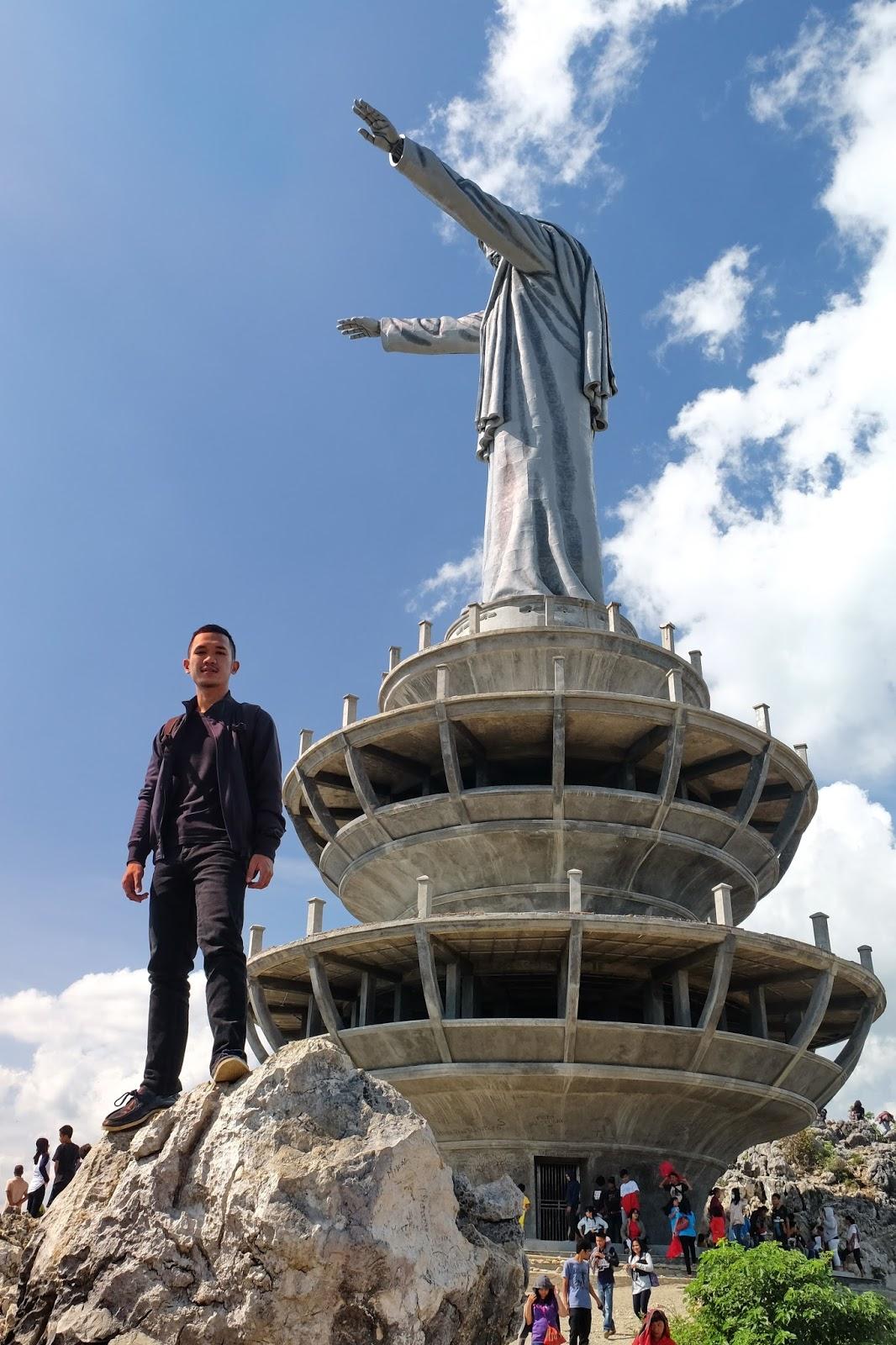 Patung Yesus Tertinggi Dunia Pindah Indonesia Ardiyanta Gallery Keindahan Buntu