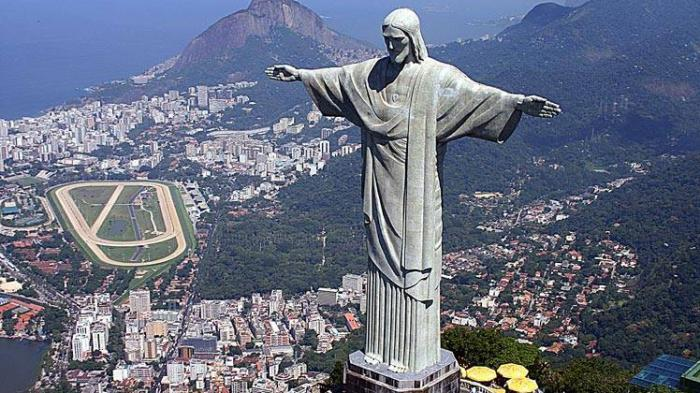 Proyek Patung Yesus Papua Habiskan Uang Rp 500 Miliar Tribun