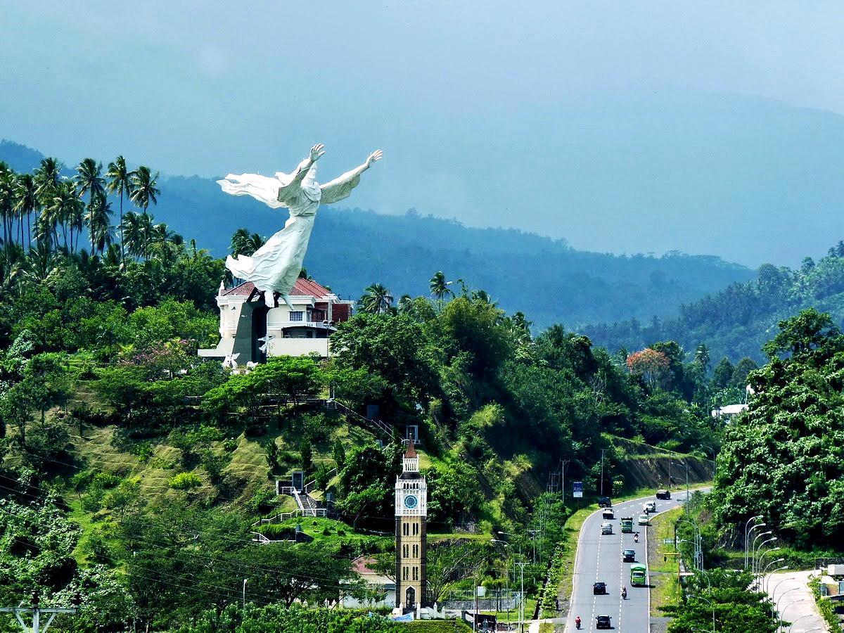 Statue Christ Blessing Series Grandiose Statues Indonesia Patung Yesus Memberkati