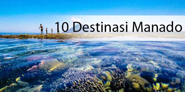 10 Destinasi Layak Dikunjungi Manado Www Inilah Kurma Pulau Siladen