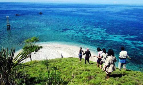 7 Tempat Wisata Manado Wajib Dikunjungi Pulau Siladen Menawan Kota