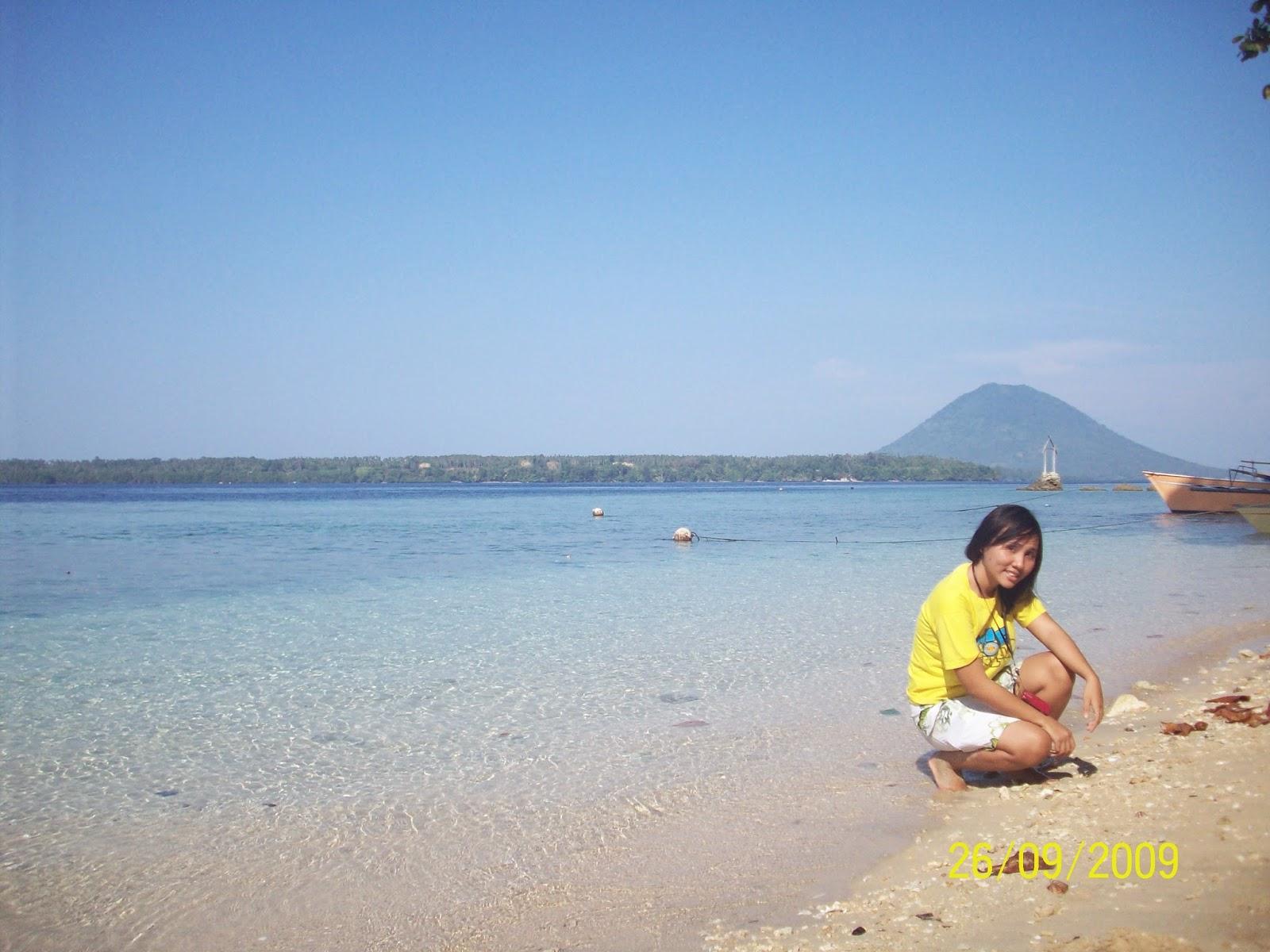 Adventure Pulau Siladen Beerhadapan Bunaken Kota Manado Sulawesi Utara