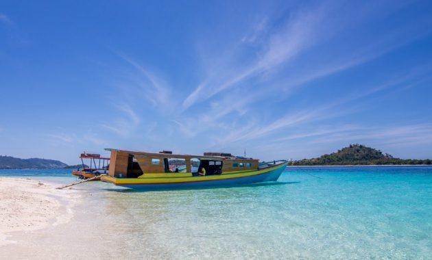 Destinasi Pulau Siladen Sulawesi Utara Pesona Alam Menakjubkan Kota Manado
