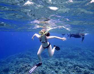 Keindahan Laut Wisata Bahari Bunaken Keseluruhan Luas Taman Nasional Mencapai