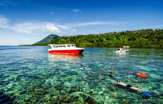 Live Laugh Love Tempat Wisata Laut Manado Sulawesi Utara Bunaken