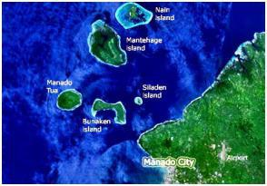 Mantapkan Wisata Bahari Odsk Bangun Jaringan Listrik Bawah Laut Peta