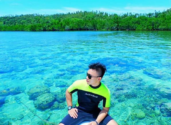 Menawannya 29 Tempat Wisata Kota Manado Sulawesi Utara Taman Laut