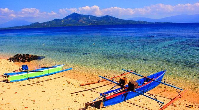 Menyelami Surga Bawah Laut Pulau Siladen Lifestyle Liputan6 Jakarta Tidak