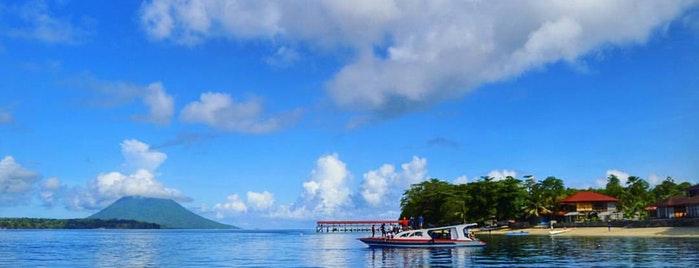 Nikmati Keindahan Alam Kota Manado Pulau Siladen