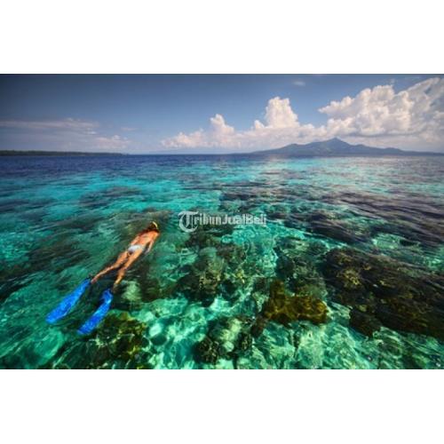 Open Trip Paket Wisata Murah Pulau Nain Siladen Bunaken 200