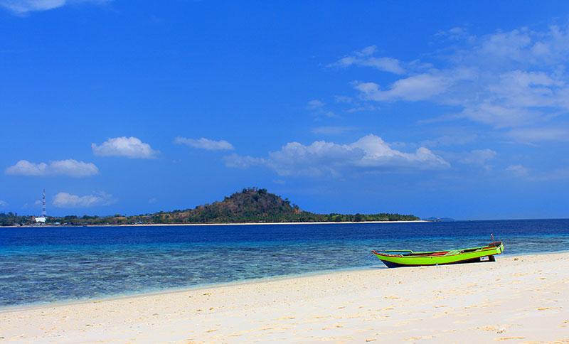 Pulau Gangga Surga Tersembunyi Likupang Minahasa Utara Pemandangan Lihaga Siladen