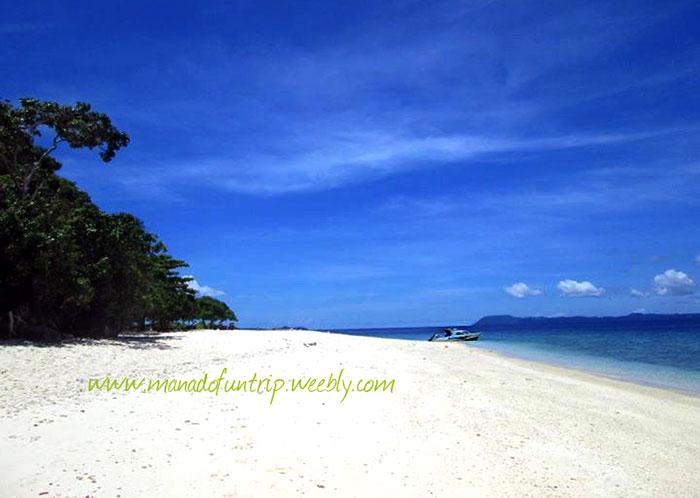 Pulau Lihaga Tempat Wisata Menarik Minahasa Utara Foto Manado Fun