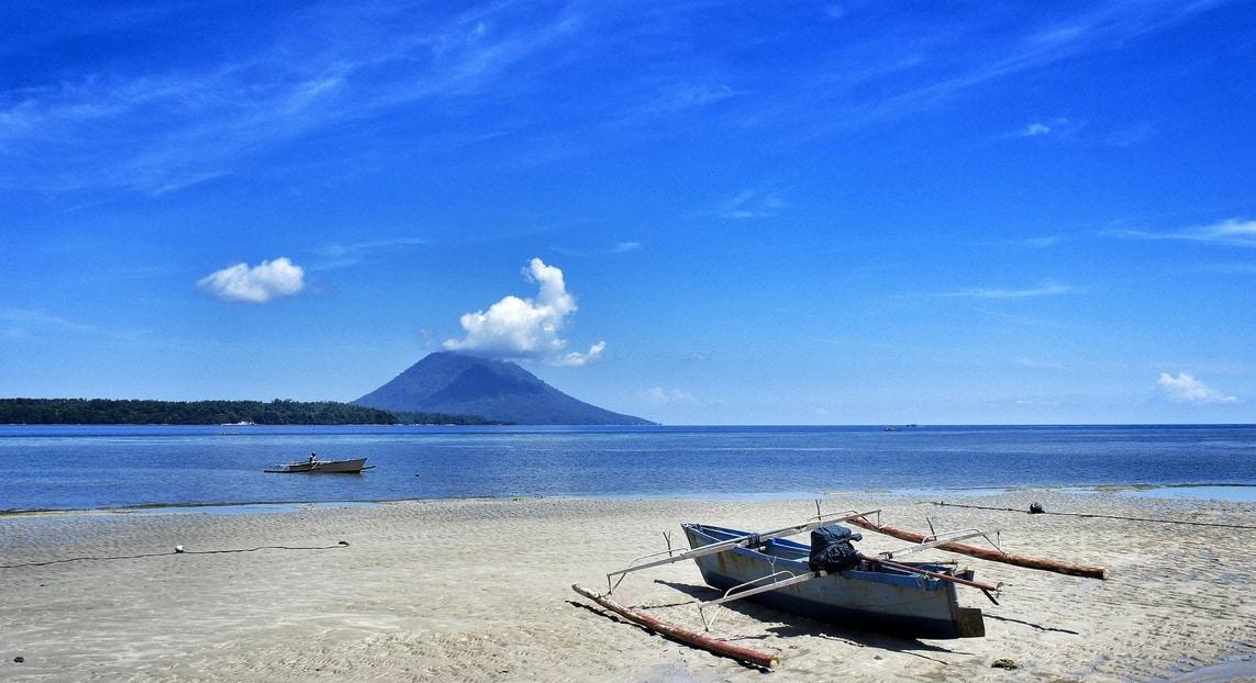 Pulau Siladen Jpg Manadobaswara Kota Manado