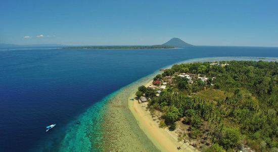 Pulau Siladen Picture Onong Resort Manado Tripadvisor Kota