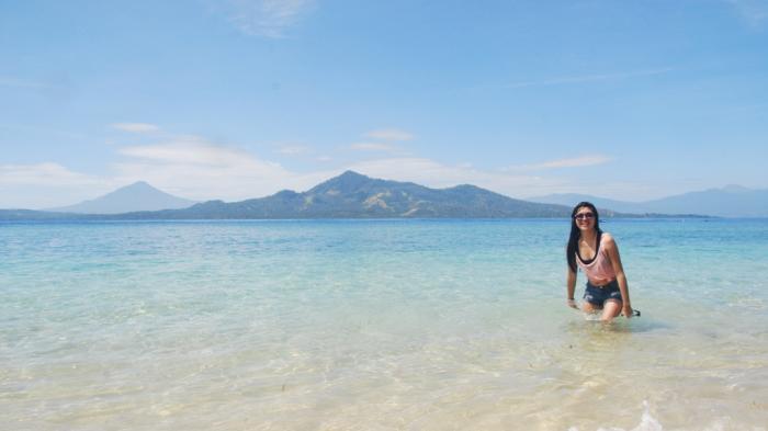 Pulau Siladen Sulawesi Utara Keindahan Tempat Layak Dipamerkan Sosmed Kota