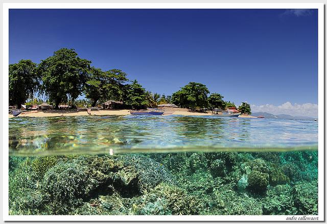 Pulau Siladen Taman Nasional Bunaken Manado Gallery Kota