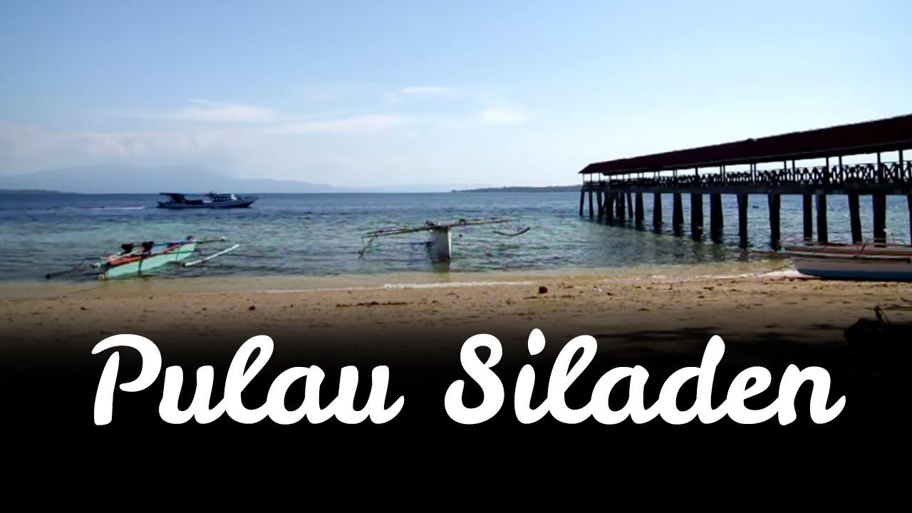 Pulau Siladen Youtube Kota Manado