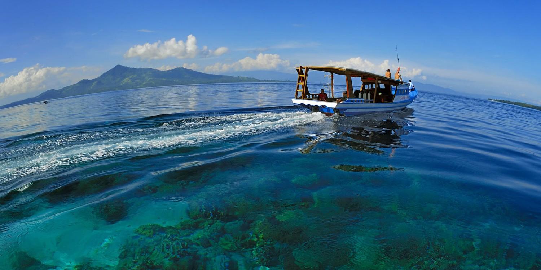 Siladen Sulawesi Utara Lokasi Diving Terbaik Dunia Travel Today Pulau
