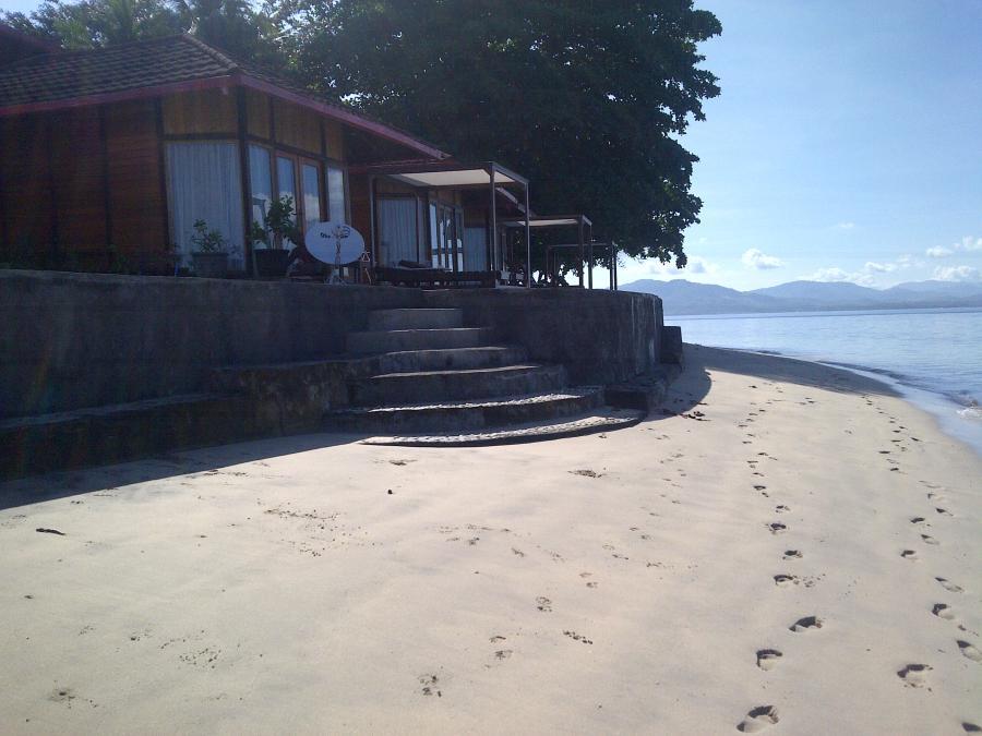 Villa Dijual Resort Pulau Siladen Manado Kota