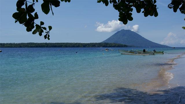 Visit Manado Beautiful Islands Dua Alternatif Bisa Pergi Pulau Siladen