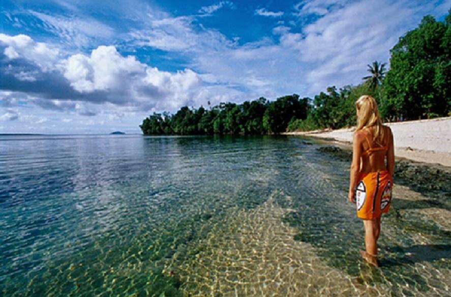 Wisman Berkunjung Sulut Naik Dua Lipat Portal Berita Pualau Siladen