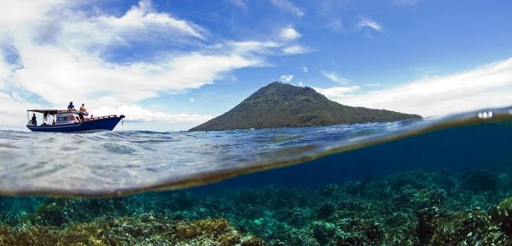 7 Tempat Wisata Favorit Manado Bunaken Taman Laut Kota
