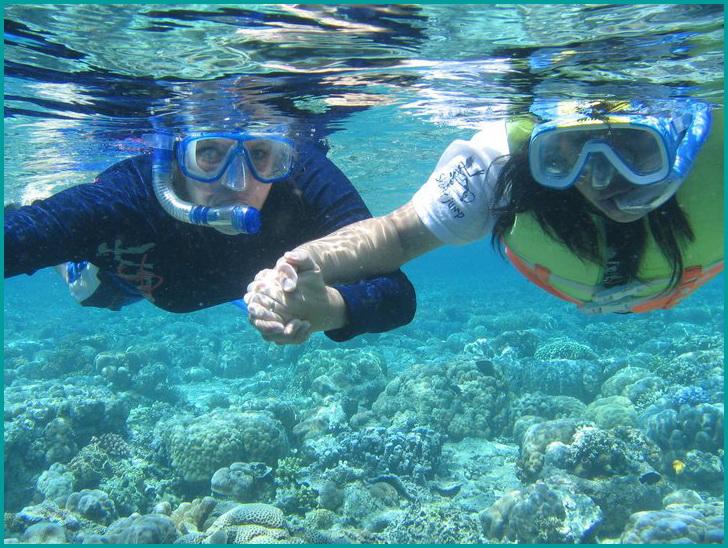 Pesona Pariwisata Kota Manado Blog Snorkeling Taman Nasional Laut Bunaken