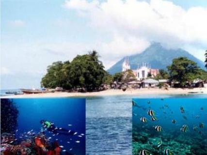 Sejarah Singkat Bunaken Taman Lautnya Suara Manado Laut Kota