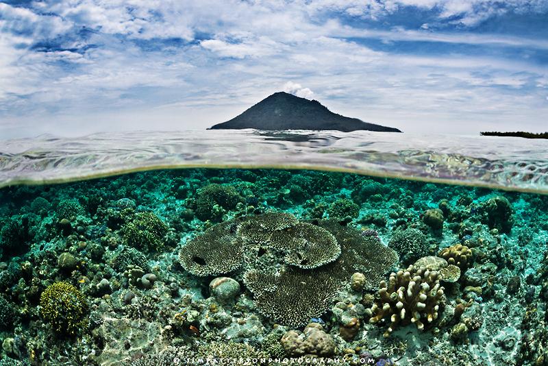 Taman Laut Bunaken Indah Mempesona Www Metaonline Id Kota Manado
