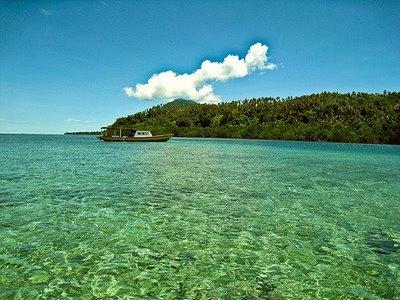 Taman Laut Bunaken Lyanto27 Sebuah Pulau Seluas 8 08 Km