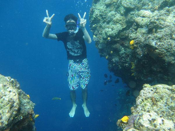 Taman Laut Bunaken Manado Guide Fun Trip Pulau Kota